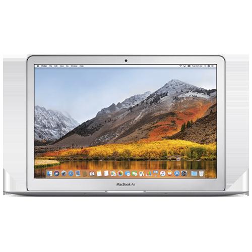 Reparation af Macbook Air 13
