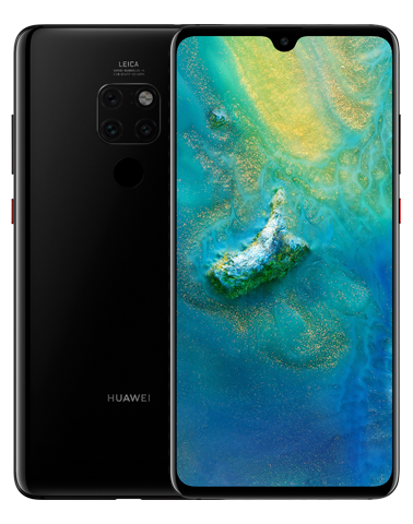 Reparation af Huawei Mate 20