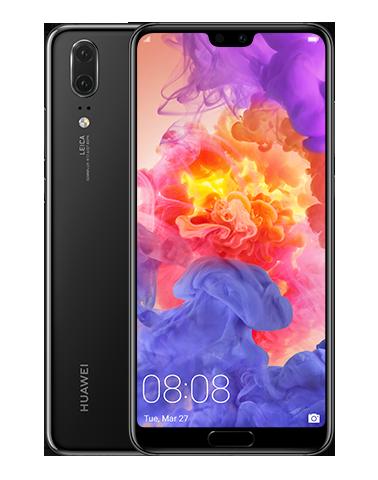 Reparation af Huawei P20